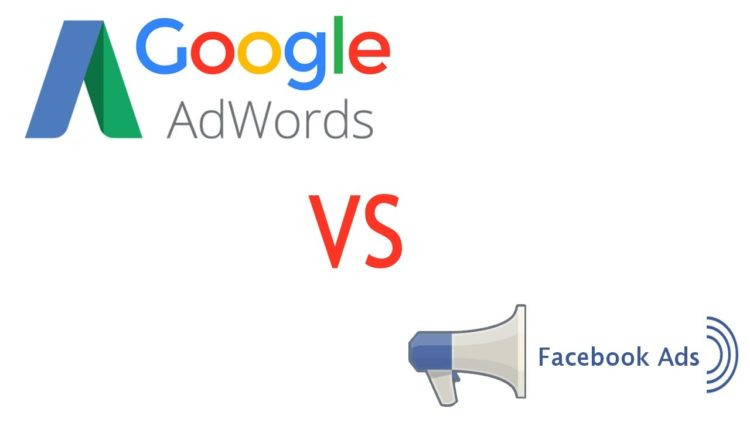 Facebook Ads vs. Google AdWords: Which Should You Be Using?